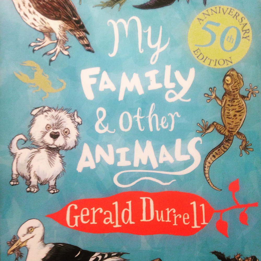 Gerald Durrell - My Family and Other Animals