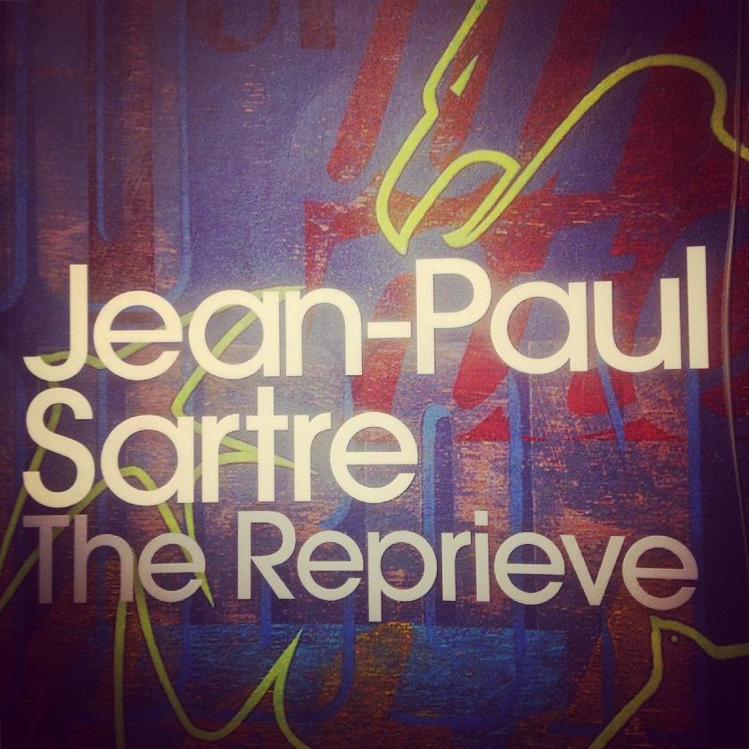 Jean-Paul Sartre - The Reprieve