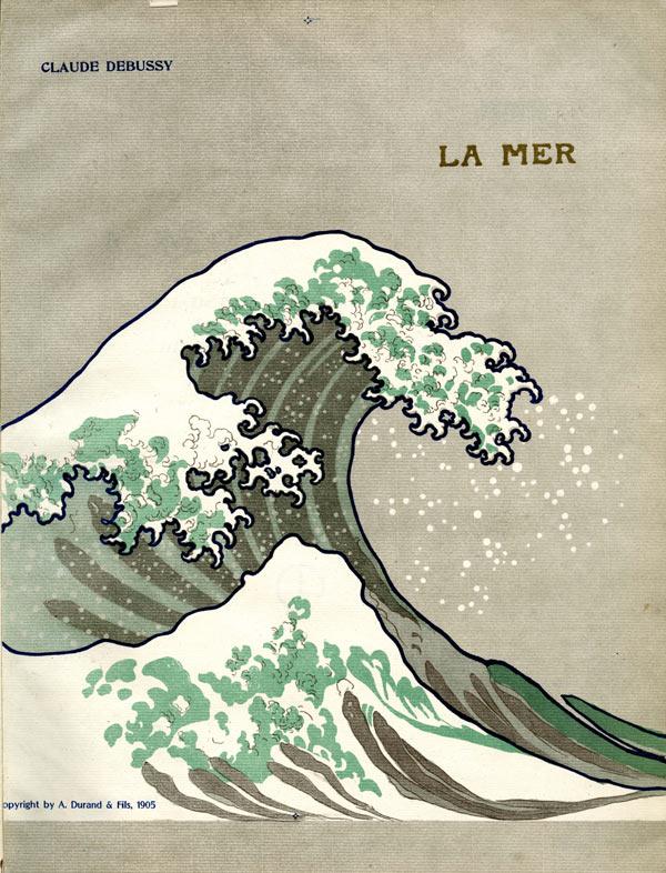 La Mer by Claude Debussy